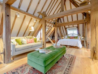 Photo for The Loft at Brackley Town Hall  -  an apartment that sleeps up to 3 guests in 1 bedroom