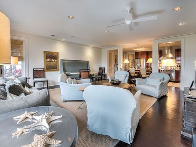 """Photo for """"The Rose at Mercado"""" Downtown Rosemary Beach Vacation Rental + 4 Pools + BIKES!"""
