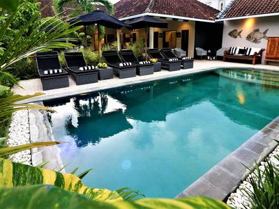 Photo for Bloom 4 Bedroom Villa, near the beach, Seminyak;
