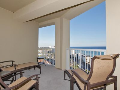 Photo for Direct Beachfront Resort | Gulf Front Pools, Beach & Hot Tub! FREE ACTIVITIES!