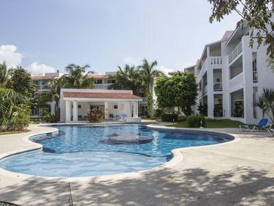 Photo for Exclusive condo in PLAYACAR, security 24 hs, access free to beach club