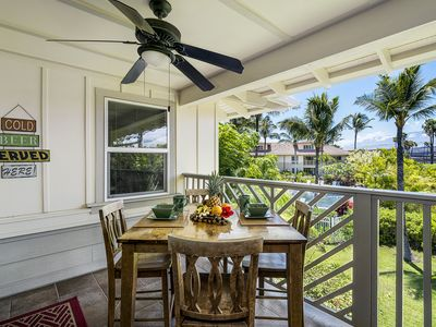 Photo for Welcome Kama'aina, local rates posted on our calendar! Two story Pool side villa