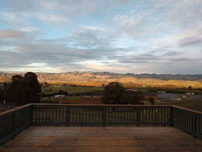 Photo for Gorgeous view home in Edna Valley