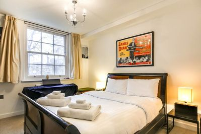 My property has everything you need; two spacious double bedrooms...