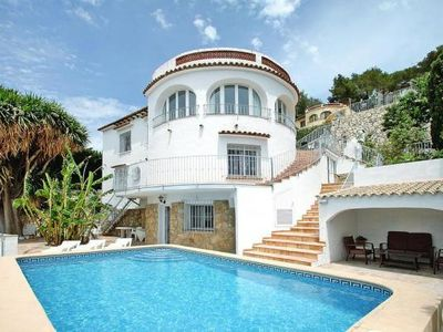 Photo for Villa, Benissa  in Um Valencia - 10 persons, 5 bedrooms