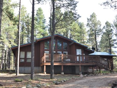 Photo for 4BR Cabin Vacation Rental in Angel Fire, New Mexico