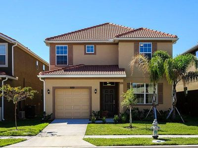 Photo for Budget Getaway - Paradise Palms Resort - Feature Packed Spacious 5 Beds 5 Baths Villa - 4 Miles To Disney