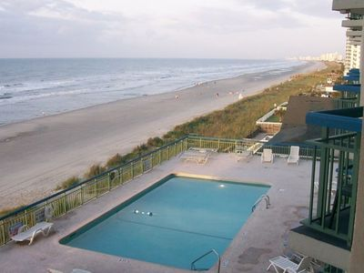 Photo for WHAT A VIEW ! - DIRECT OCEANFRONT - 5 Star Condo -  SEE REVIEWS