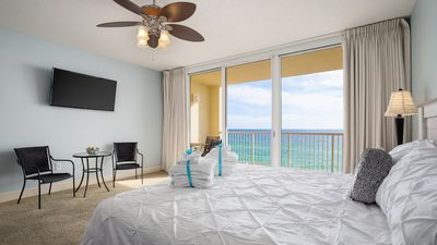 Photo for Ocean Front 5th Floor Condo - Studio, 1 Bath - Sleeps 4! - Great Amenities