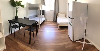 Photo for Spacious private room in central city!