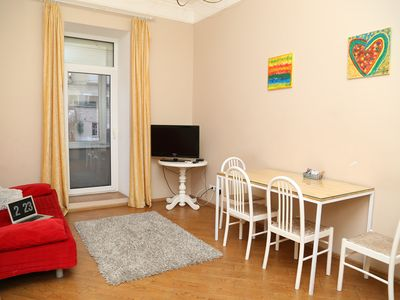 Photo for Beautiful 2-bdrm Apartments with a Balcony close to Khreshchatyk