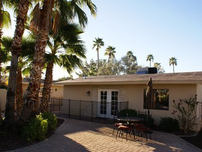 Photo for Sweetwater Cottage - guest house on our 1/2 acre property