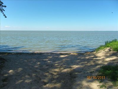 Lake St. Clair - Private Beach Just Down The Street - 1000 ft. of Shallow Waters