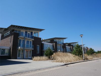 Photo for Luxury apartment by the sea in Groote Keeten for 4/5 people with sauna and garden