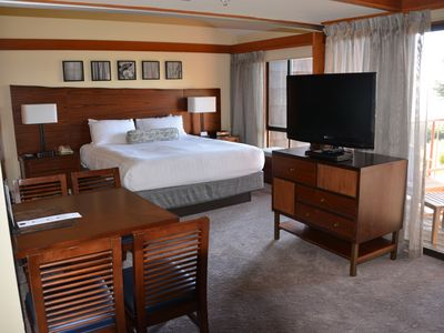 Photo for Indulge yourself in a spectaclar 2 bedroom unit at the Hyatt Highlands Inn.
