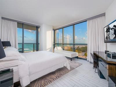 Photo for W South Beach Full Oceanfront Private Residence—Everything at Your Fingertips