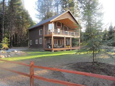Photo for Brand New Cabin In The Mountains with WiFi