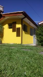 Photo for Kitnet for 4 people at the best price in accommodations near the beach.