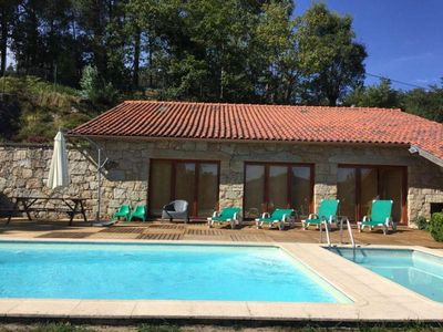 Photo for Holiday house Vilar da Veiga for 1 - 8 persons with 3 bedrooms - Holiday house