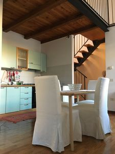 Photo for Loft apartment Spello center