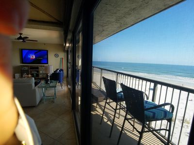Photo for Closest Direct Oceanfront, Luxury Condo to Historic Flagler Avenue