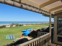 Great beach location and welcoming home!