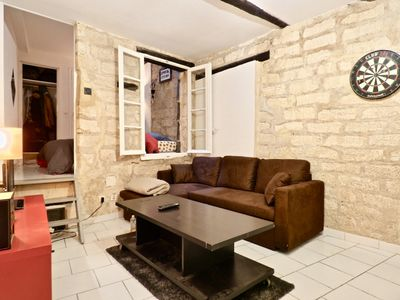 Photo for CHARMING APARTMENT - MONTPELLIER - 4 PEOPLE