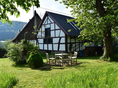 Photo for Charming loft apartment in a historic country house for 2-3 pers. idyllic garden