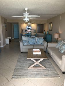 Photo for Beautifully renovated oceanfront condo, upgraded amenities!