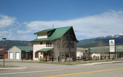 Photo for Upscale Vacation Rental In Eagle Nest With Mountain And  Lake Views