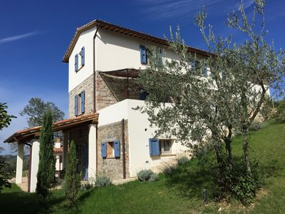 Photo for Fantastic holiday villa in the heart of Umbria