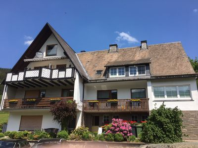 Photo for Panorama apartment **** at WINTERBERG, 2 -12 pers., Box spring beds, WIFI / WLAN