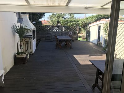 Photo for HOUSE NEAR OCEAN WITH PRIVATE PARKING IDEAL FOR SURFERS. IDEALLY LOCATED