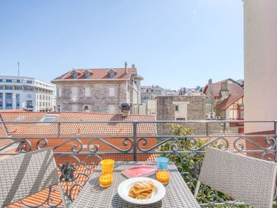 Photo for Beautiful apartment for 3 guests with WIFI, TV and balcony