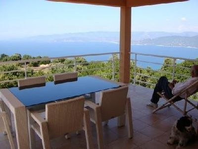 Photo for Rental house has Tivolaggio town in southern Corsica Propriano