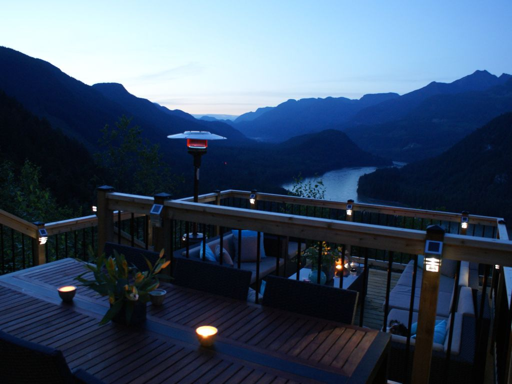 Fabulous Mountain And River View Home