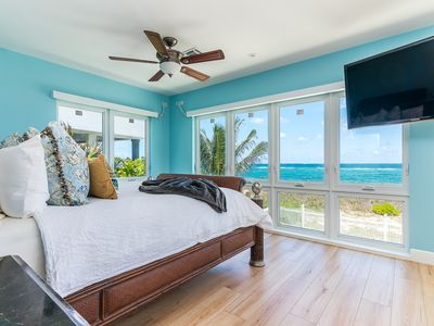Photo for Oceanfront Villa with Private Beach Access!