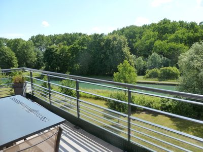 Photo for * Apartment 4 100 m2 very bright with stunning views near Strasbourg