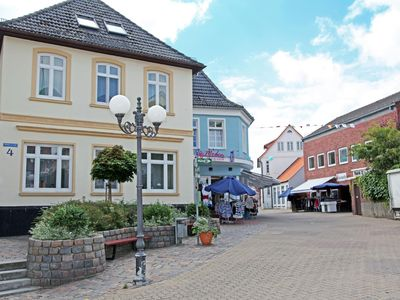 Photo for 5-star apartment in Kappeln's center with terrace and WiFi