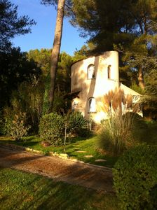 Photo for At the foot of Sainte Victoire site a few kilometers from Aix en Provence property 1. 5Ha
