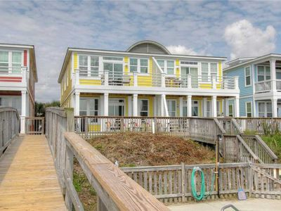 Photo for Banana Cabana: Oceanfront - Private Pool & Hot Tub – Elevator – Awesome!!!