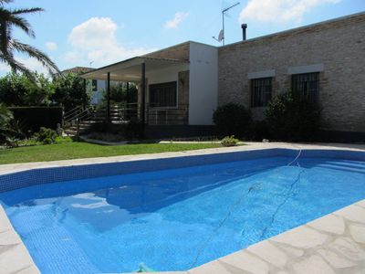 Photo for Alcanar Playa: chalet - 7 rooms - 8 persons