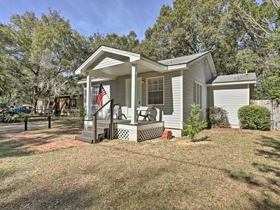Photo for Peaceful Pensacola Home w/Deck - 15 Mins to Beach!