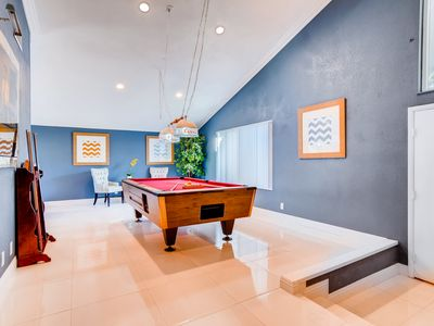 Photo for Vibrant Four bedroom W/ Indoor Pool, Spa and Putting Green!