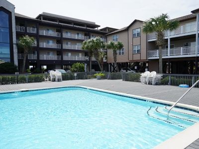Photo for WJ 2B  A well appointed, oceanfront condo with all the comforts of home.