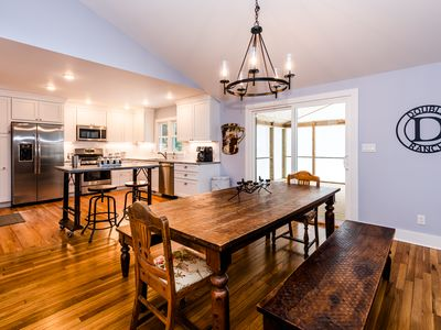 Photo for Fully Renovated House in Union Pier - 10 Person Home