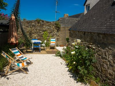 Photo for House on the beach for 6 people in Crozon