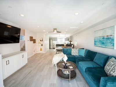 Photo for BRAND NEW 2019- Steps to Ocean- best location in N. Mission Beach- 3bd/3ba