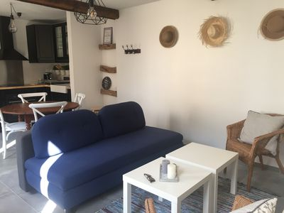 Photo for Cottage 4-6 people in the heart of downtown Fécamp - Near the beach