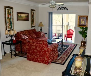 Photo for 6 Month Term Only- 1375sf 3br/2bth - 10 Min Siesta Key - Gym/Spa/Pool/Tennis